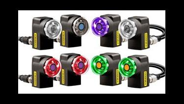 8 Cognex Checker 4G line of machine vision sensors