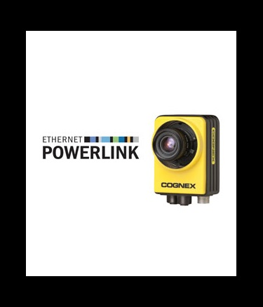 cognex is7000 with powerlink ethernet communications logo