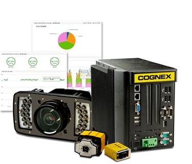 Cognex Explorer Real Time Monitoring (RTM) performance system
