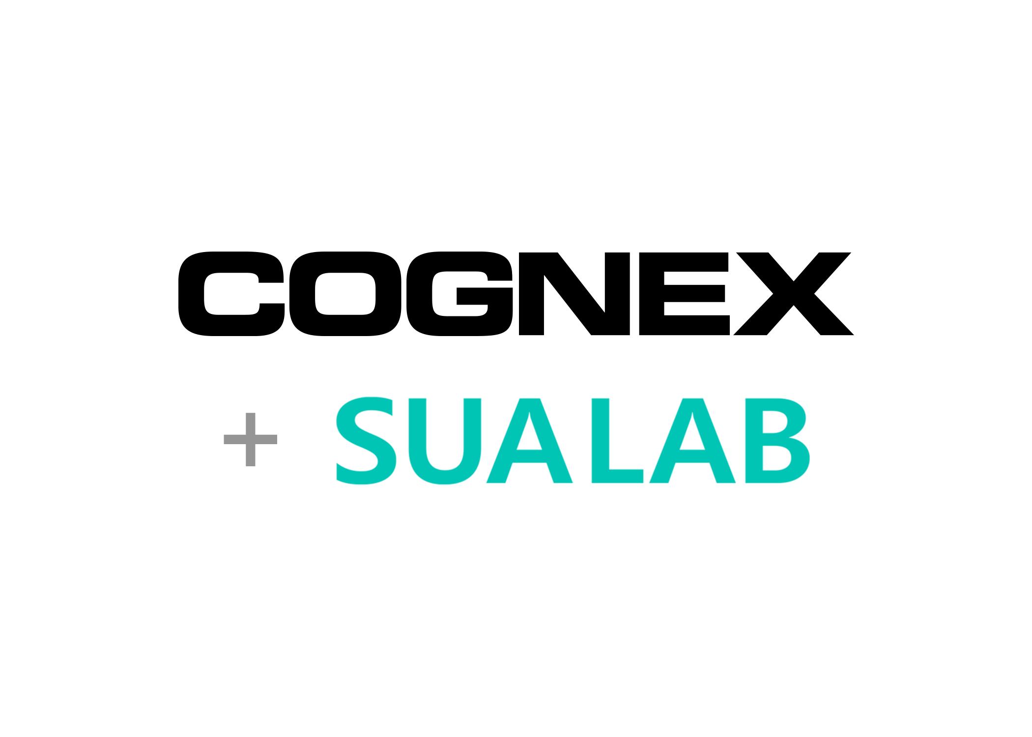 Cognex + SUALAB