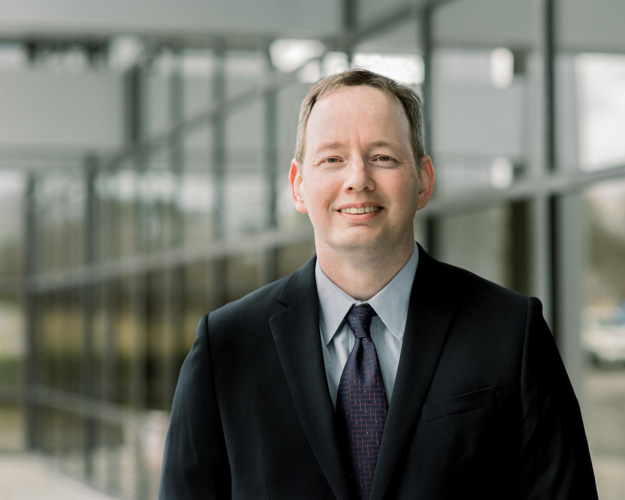 Cognex CFO Paul Todgham