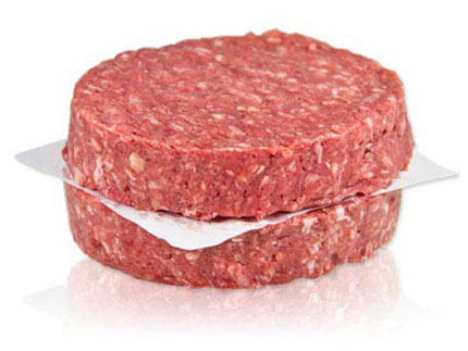 two stacked Meat Patties