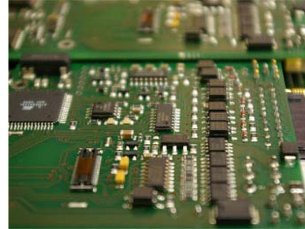 PCB Components Inspection