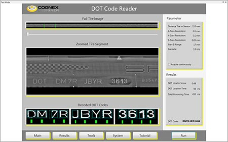 Cognex Designer software
