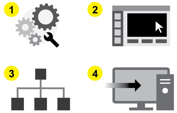 Cognex Designer application set-up