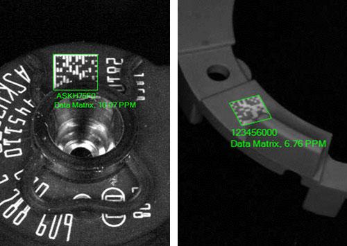 2DMax read on metal ring