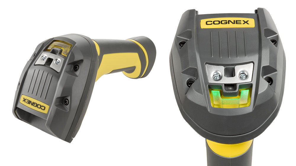 Cognex DM8070 top and side views