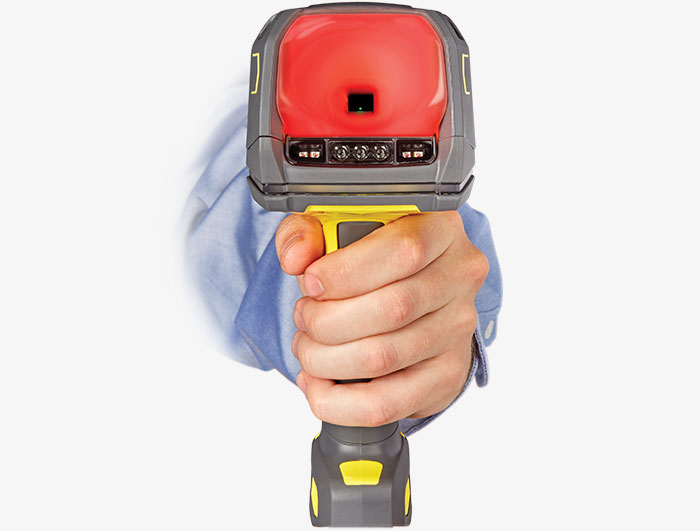 DM8700 handheld barcode reader