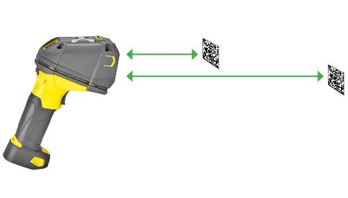 DataMan 8700 with high speed liquid lens