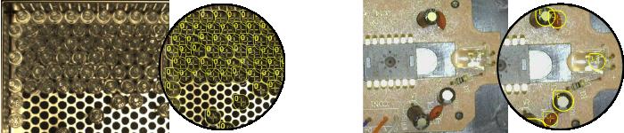 Cognex ViDi Blue 工具可找到特徵和物件