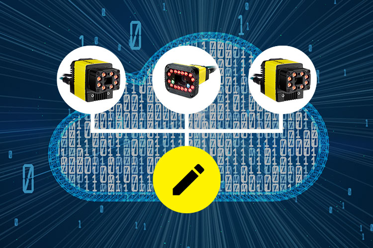 Devices that can be edited over the cloud
