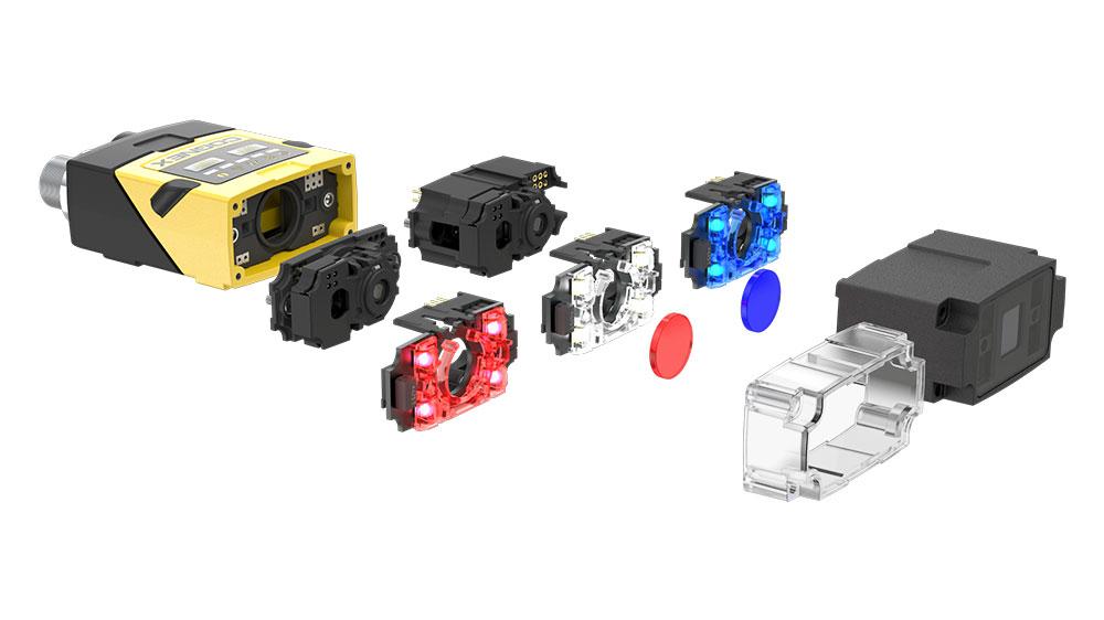 insight 2000 Mini modular expanded parts