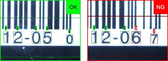 Reconnaissance et vérification optiques de caractères