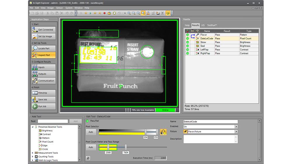 In Sight 2000 Vision Sensors Cognex