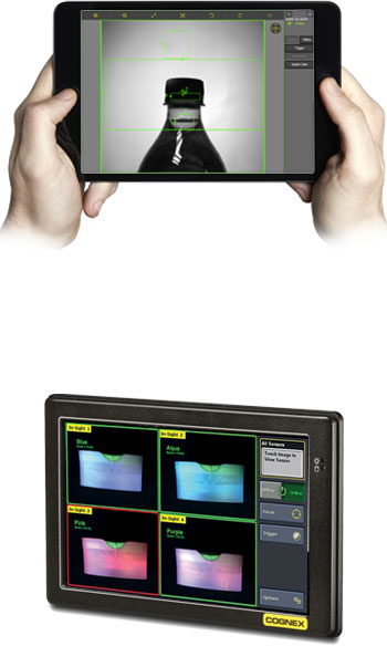 In-Sight 2000 Mini Vision Sensors - Web-Based HMI | Cognex