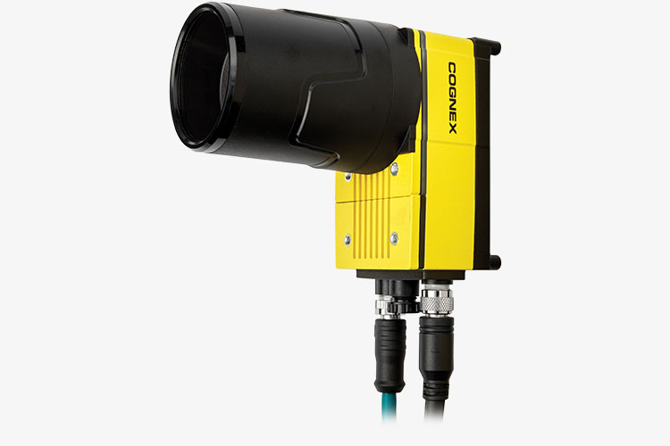 Cognex IS9000 side view