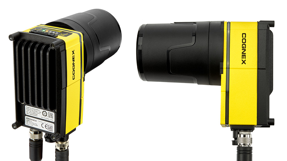 Back and profile view of Cognex In-Sight 9902L