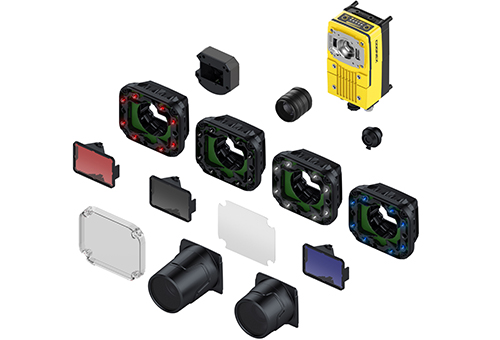 ISD900 - Modularity of available lenses and accessories