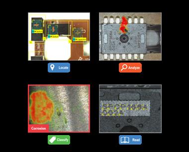 ViDi Tools preview of each tool