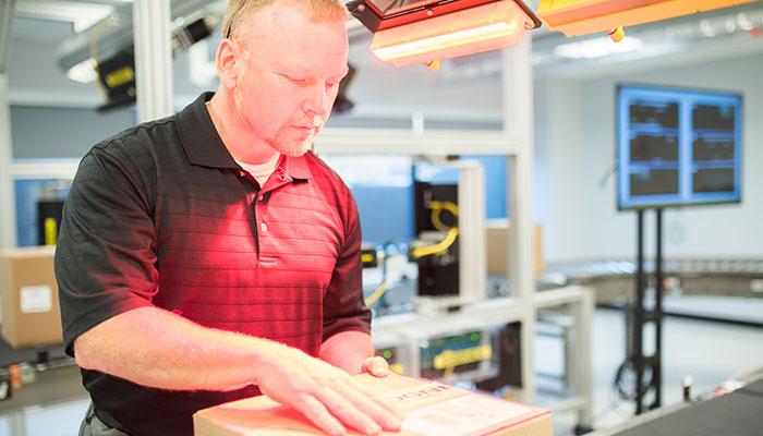 Cognex certified Logistics Partner Integrator
