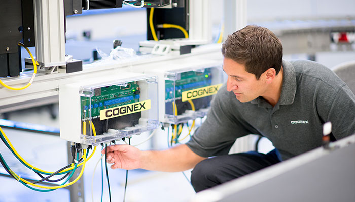 Cognex-certified Logistics Partner Integrator