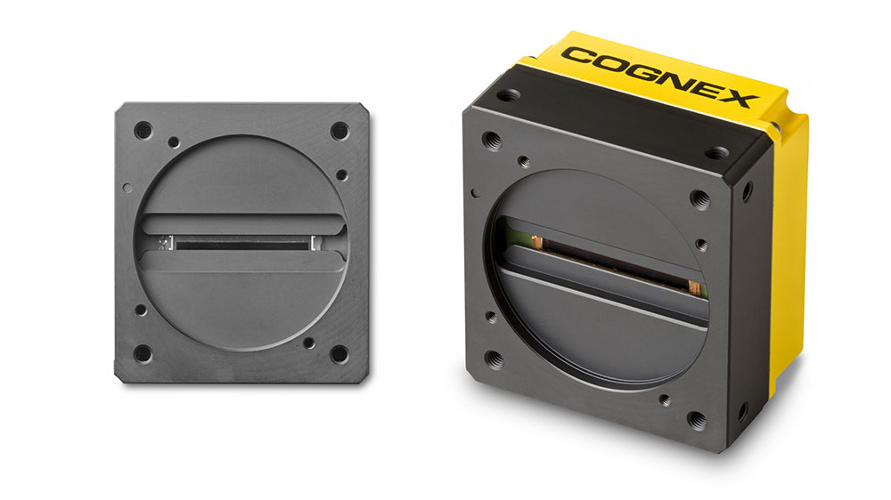 CIC Cognex industrial line scan camera
