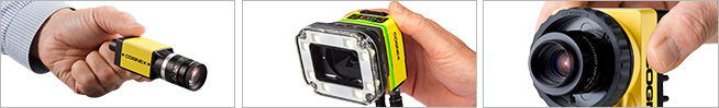 Cognex 2D Machine Vision Systems insight 8000, in-sight 7000, and in sight 5705