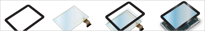 tablet screen assembly alignment process for consumer electronics