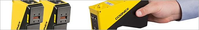 Cognex laser profiler DS1000 banner