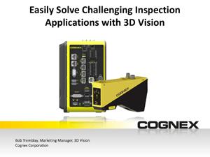 Cognex_3D_Solutions_Webinar_Presentation_Slides_2015