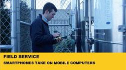 smartphone field service webinar