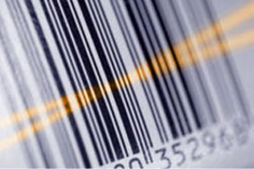 up close barcode scanning