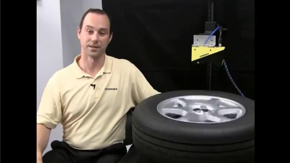 DS1100 OCR Automotive Tire DOT Inspection