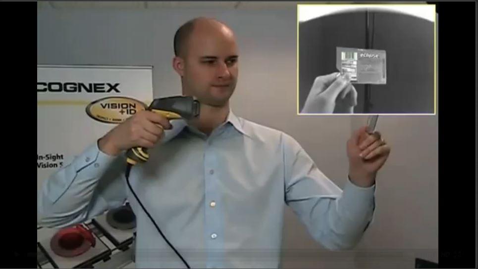 DataMan 8000 - Liquid Lens Demo