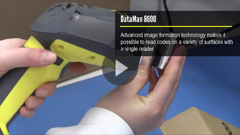 DataMan 8600 DPM Kitting Application