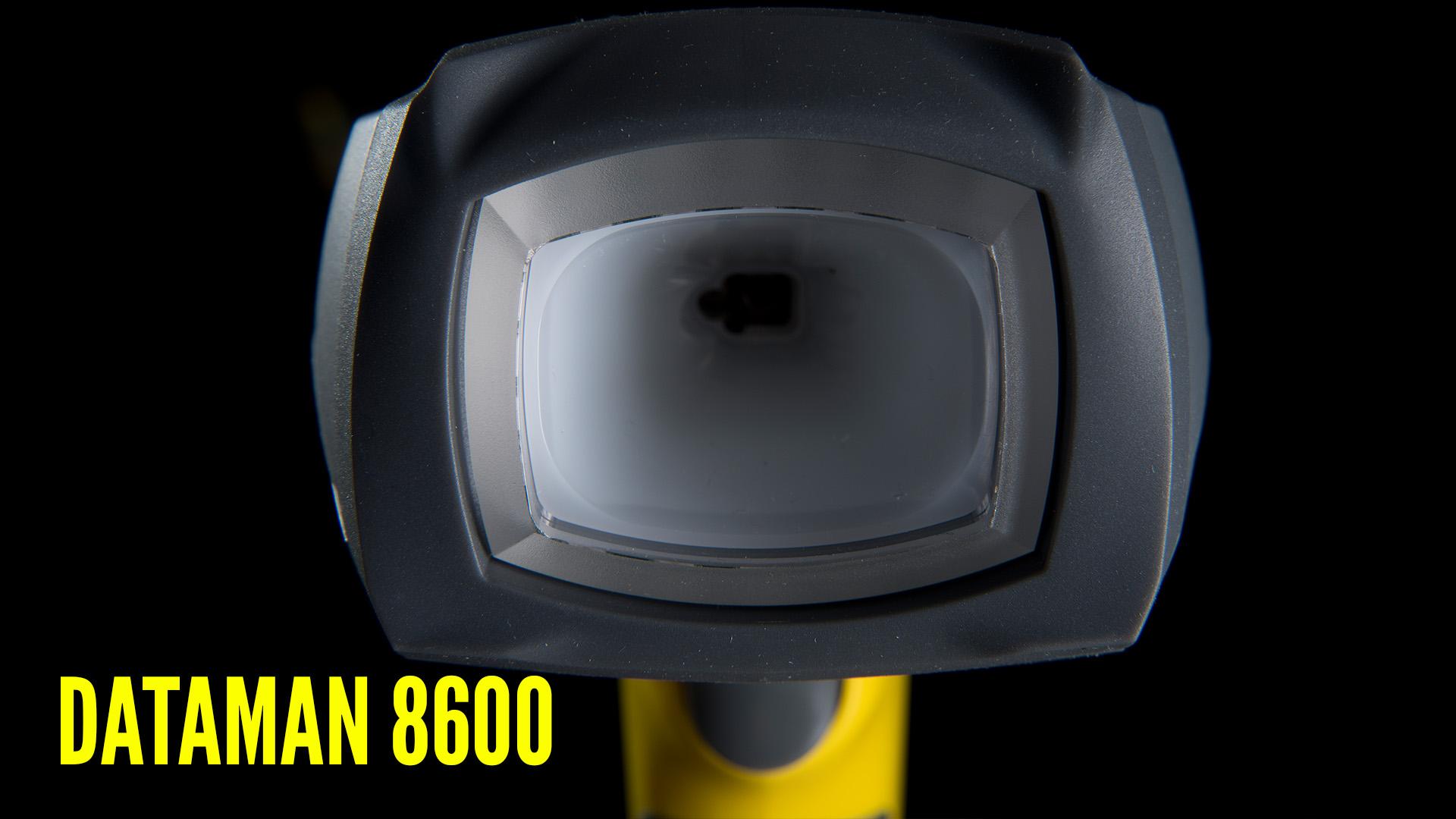 DataMan 8600 Overview