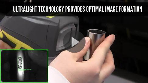 DataMan 8600 Ultralight Technology