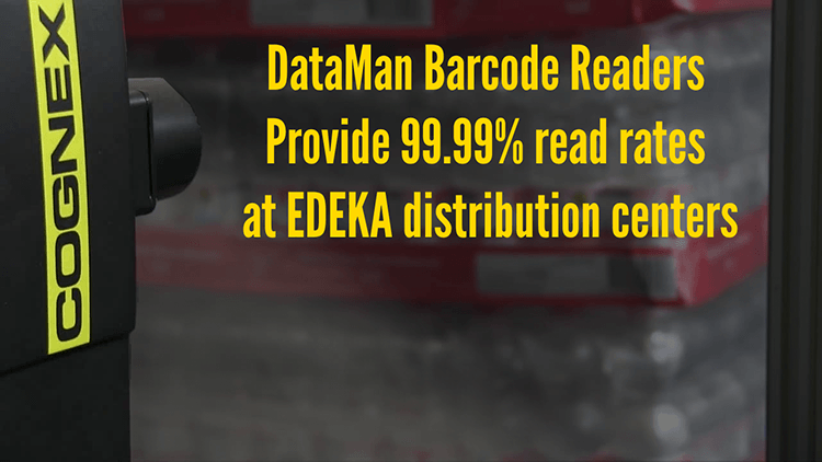 DataMan barcode readers provide up to 8 higher read rates