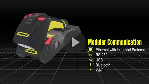 DataMan Handheld Barcode Reader Modular Communications