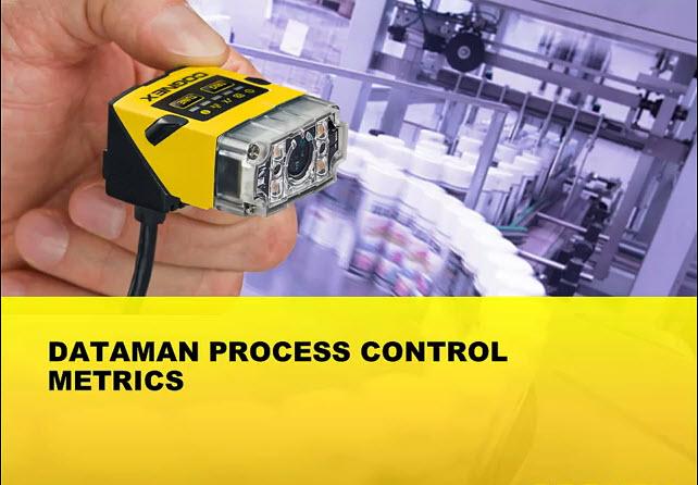 DataMan Process Control Metrics Overview