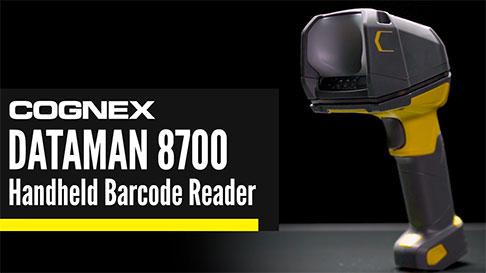 Dataman 8700DX Demo