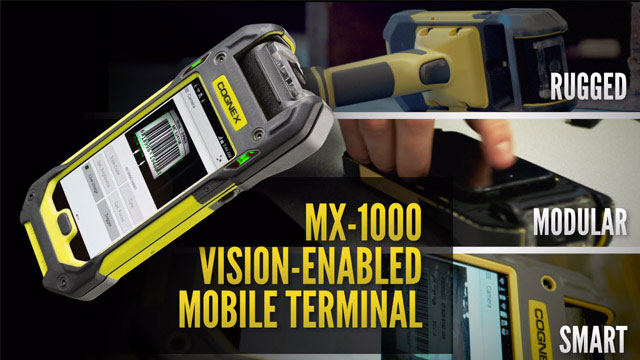 MX-1000 Vision-Enabled Mobile Terminal
