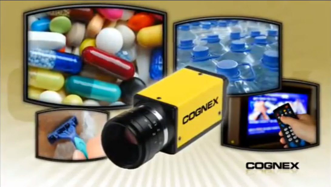 Introduction to Cognex