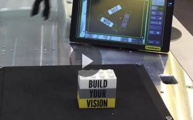 Cognex Vision Guided Robotics VGR  Build Your Vision