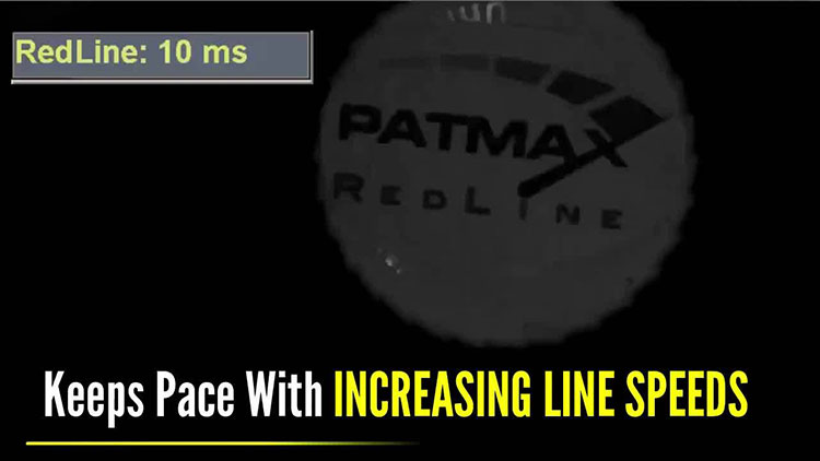 In-Sight 7000 with PatMax RedLine