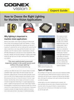 Expert_Guide_Vision_Lighting_for_ Applications_EN