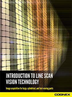Introduction to Line Scan Technology