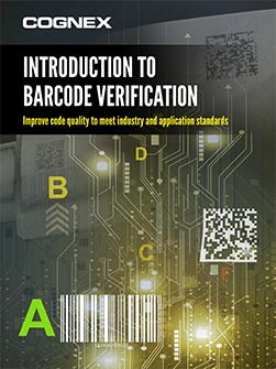Whitepaper Intro to Barcode Verification