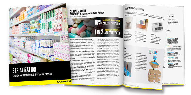 Serialization: The Fight Against Counterfeit Medicines Whitepaper