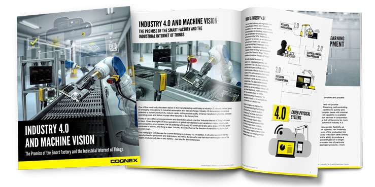 Industry 4.0 and Machine Vision Whitepaper